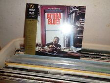 ARCHIE SHEPP  ATTICA BLUES STILL SEALED JAZZ CD