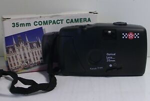 35mm COMPACT CAMERA Promotional item for Texaco Boxed Excellent