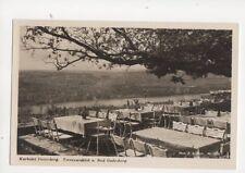 Kurhotel Petersberg Bad Godesberg Vintage RP Postcard Germany 077b