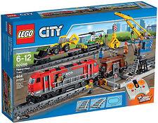 LEGO City - 60098 Schwerlastzug mit Hubschrauber und Baggerlader - Neu & OVP