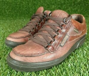 Mephisto CRUISER MAMOUTH Mens Lace Up Outdoor Leather Shoes Size 8 *see discrip*