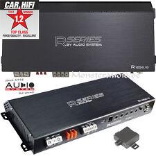 AUDIO SYSTEM R-1250.1D 1-Kanal Verstärker Auto PKW Endstufe 1250 Watt/RMS Radion