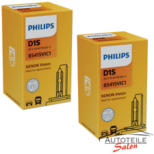 2x Philips D1S Vision Xenon Autolampe OE Qualität 85415VIC1 Doppelpack 36473633