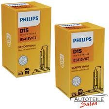 2x Philips D1S Vision Xenon Autolampe OE Qualität 85415VIC1 Doppelpack /9