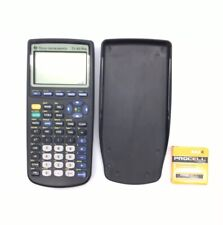 Texas Instruments Ti-83 Plus Graphing Calculator & New Batteries Fast Ship - C30