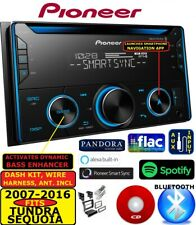 FITS/FOR 07-16 TUNDRA-SEQUOIA CD AM/FM BLUETOOTH USB MP3 CAR RADIO STEREO PKG