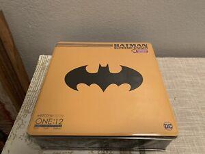 Mezco One:12 Batman Supreme Knight PX Previews Exclusive