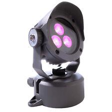Im Rampenlicht Freien IP65 Full Farbe RGB DMX 24v 7w Syncro Spot 30° Projektor