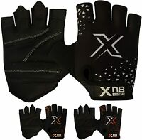 XN8 Weight Lifting Gym Gloves Workout Fitness Exercise Training Bodybuilding US
