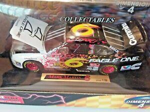 Mark Martin 1:32 Nascar Race Image Die Cast Racecar Eagle One limited edition