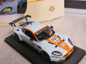 IXO MODELS / GULF - ASTON MARTIN DBR9 #007 -  1/43 SCALE MODEL CAR A03MCLM1-43