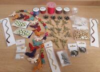 Jewellery Making Kit Bundle (Crafting Etsy Beads Pendants Cord)