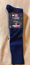 Vintage Wigwam Socks Silk Thermal Wool Men's Shoe 5-9 Base Layer Ski Cycling