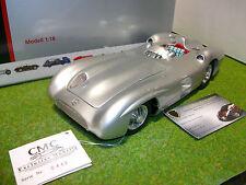 MERCEDES-BENZ W196R 1954/55 STROMLINIE 1/18 CMC M044 voiture miniature collectio