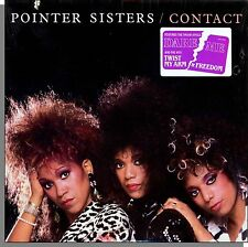 The Pointer Sisters - Contact - New 1985 RCA LP Record! Dare Me, Twist My Arm!