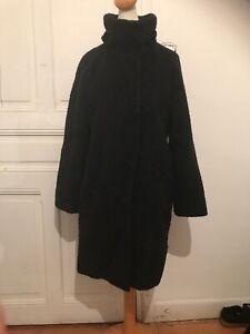Manteau Noir Penny Black Taille 40 (m)
