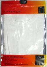 Ropa interior de color principal blanco sintético para hombre