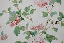 Colefax & Fowler curtain/upholstery fabric design Chantilly F114/03 3 metres