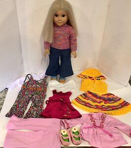 American Girl Julie Lot - Several  Sets  & Doll & More Bundle !
