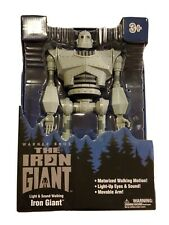 The Iron Giant Light & Sound Walking 14-Inch Figure Walmart Exclusive