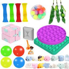 Zappeln Spielzeug Set Stressabbau Handspielzeug für ADHS ADD Autismus Anti-Angst