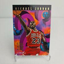 1995-96 Skybox NBA Hoops Michael Jordan Crunchers Insert #1/25