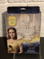 Brand New Beauty and the Beast DIY Plumette Feather Trinket Box Belle Disney