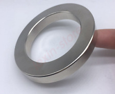 73x535x6mm Large Neodymium Ring Magnets N50 Grade Rare Earth Super Hole Magnets
