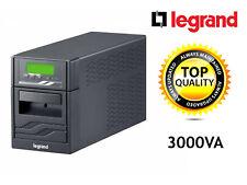 Legrand Ups Niki S 310008 3000VA 1800W 8Min 6XIEC Usb RS232 PROTEZIONE PC TVCC
