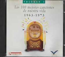 Las 100 Mejores Canciones De Nuestra Vida - 1963-1973 (Volumen 4) CD 1993