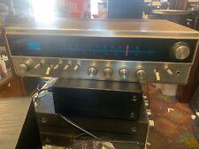 QUADRAFLEX MODEL 767 AM-FM Stereo Receiver  nice condition