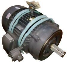 BALDOR 50 HP 3600 RPM XPFC 230/460V 326TC FOOTLESS 3 PHASE MOTOR 12E993W814G1