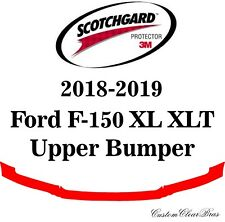 3M Scotchgard Paint Protection Film Clear Pre-Cut 2018 2019 Ford F-150 XL XLT