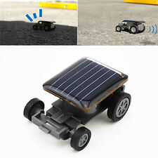 Gt Mini Solar Powered Robot Racing Car Vehicle Educational Gadget Kids Gift Toy