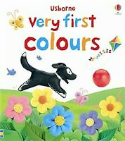 Children Flap book English Picture Word Book for Toddlers to learn colours