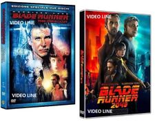 Dvd Blade Runner 1-2 Original Final Cut + 2049 - (2 Film 3 DVD)