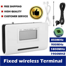 FWT Fixed Wireless Terminal Phone SIM Caller GSM 850/900/1800/1900MHZ Gateway