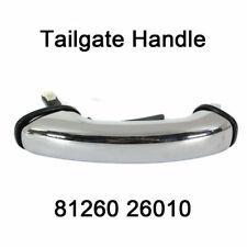 Genuine 81260 26010 Liftgate Mounted Tailgate Handle For Hyundai Santa Fe 01-04
