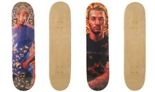 Kehinde Wiley Skateboard Deck Set Of Two Alios Itzhak & Mahmud Abu Razak, 2012