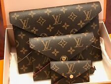 LOUIS VUITTON POCHETTE KIRIGAMI MONOGRAM SIZE MEDIUM ONE PIECE ONLY - NEW