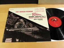 RCA Living Stereo LSC-2466 RICHTER Brahms Concerto No.2 LEINSDORF NM!