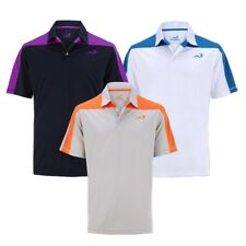 Woodworm Golf Block Panel Mens Golf Polo Shirts 3 Pack 3xl