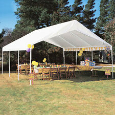 King Canopy 18 x 20 ft. Hercules - Canopy 18' x 20' / White HC1820PC Canopy NEW