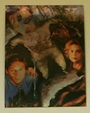 The X-Files Season 2 Two Topps Etched Foil i1 Insert Card