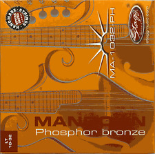 Jeu de 4 Cordes Phosphore Bronze  pour Mandoline LIGHT