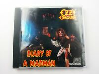 Ozzy Osbourne Diary Of A Madman CD, Original, Jet Records, Used, Tested EX
