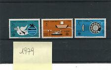 TURCHIA-TURKEY 1979 serie Europa storia postale 2246-48 MNH
