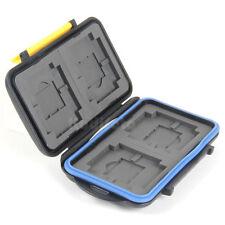 JJC MC-3 Estuche Tarjetas de Memoria 4 MemoryStick Pro Duo CF SD XD
