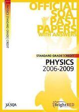 Physics Credit (Standard Grade) SQA Past Papers 2009, Scottish Qualifications Au