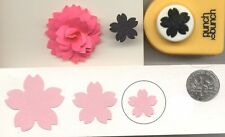 Small Sakura / Cherry Blossom Paper Punch Scrapbook-Cardmaking-Quilling